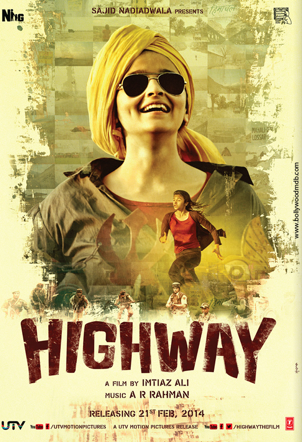 Watch Highway (2014) Movie Online HD | Bolly2Tolly.net