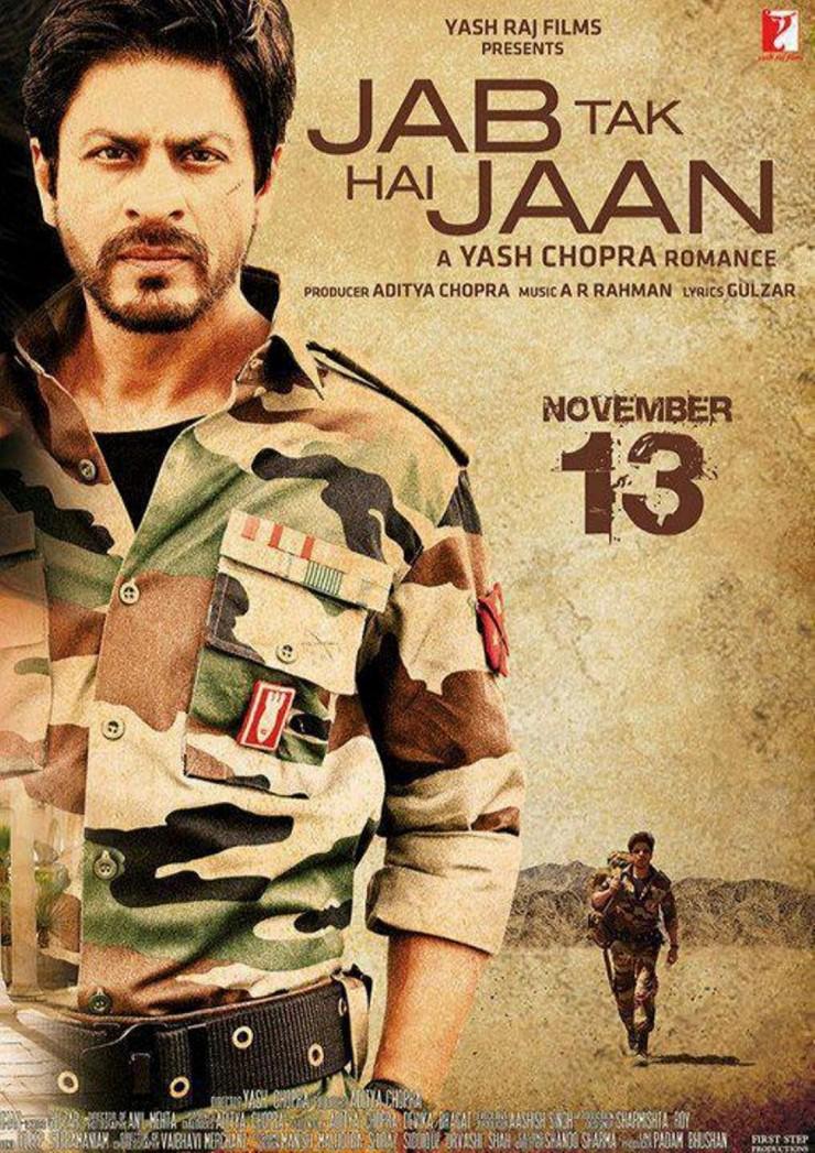 Jab Tak Hai Jaan Full Movie