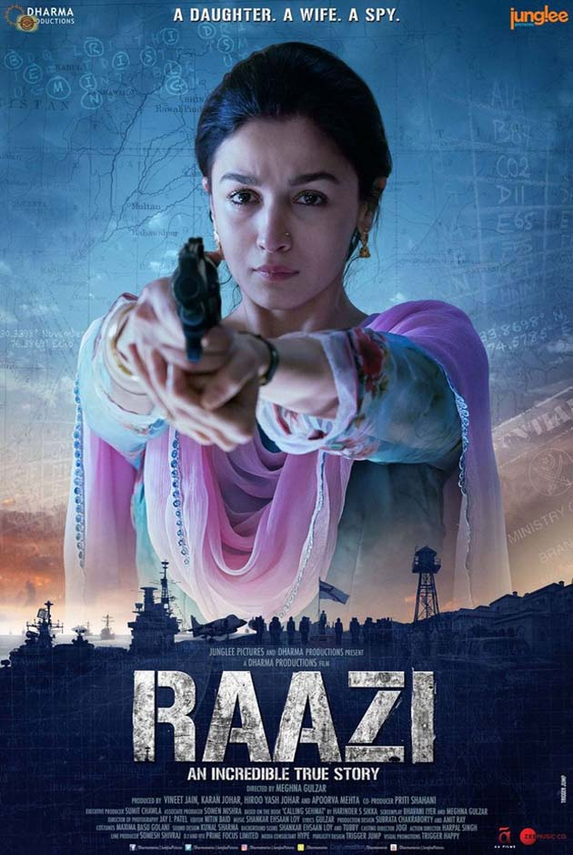 Raazi Movie Online