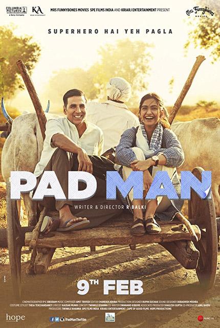 Download Film Padman 2018