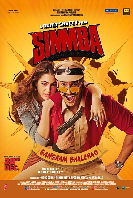 New Hindi Movei 2018 2019 Bolliwood: Simmba (2018) Hindi Full Movie Online HD
